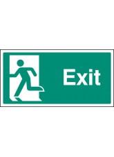 Exit - Left Symbol