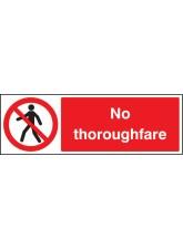 No Thoroughfare