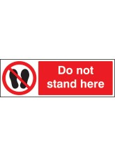 Do Not Stand Here