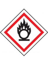 GHS Labels - Oxidiser