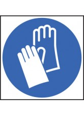 Hand Protection Symbol