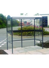 Smoking Shelter 2m x 1m (+ Carriage)