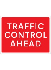 Traffic Control Ahead - Class RA1 - 1050 x 750mm