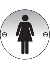 Ladies Toilet Symbol