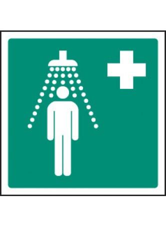 Emergency Shower Symbol
