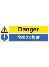 Danger Keep Clear