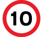 10 mph