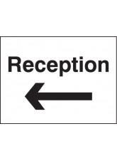 Reception Arrow Left