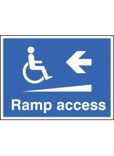 Ramp Access Left
